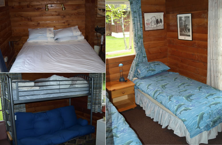 Lamont Lodge Bedrooms