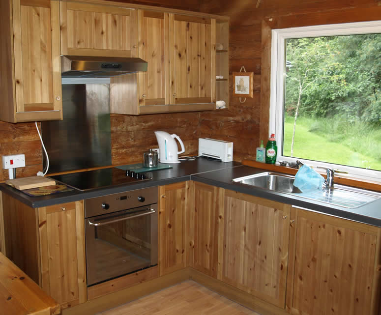 Lamont Lodge Kitchen/Diner